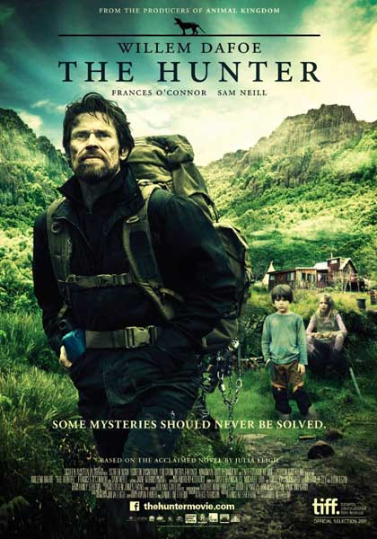 The Hunter (2011) - Movie Poster