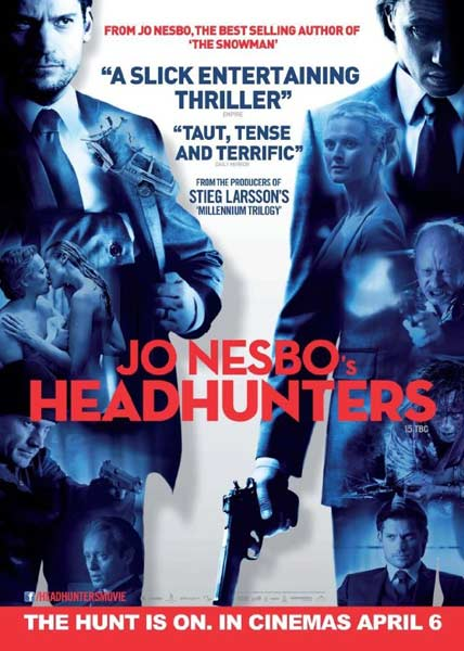 Headhunters (2011) - Movie Poster