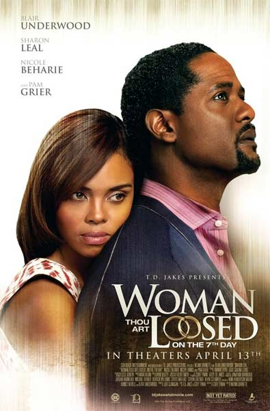 Woman Thou Art Loosed: On the 7th Day (2012) - Movie Poster