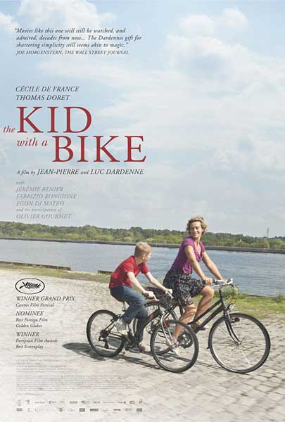 The Kid with a Bike (2011)  - Movie Poster