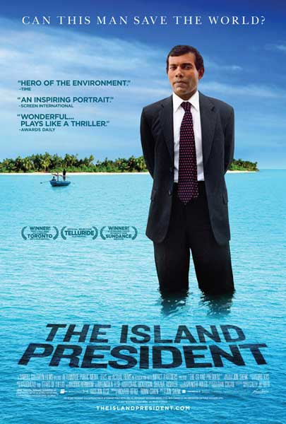 The Island President (2011) - Movie Poster