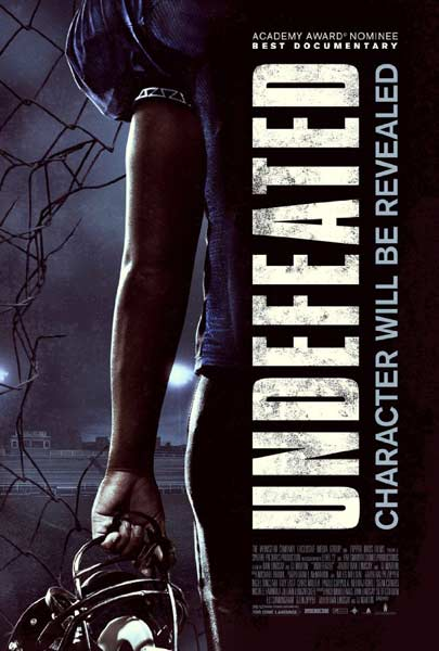 Undefeated (2011) - Movie Poster
