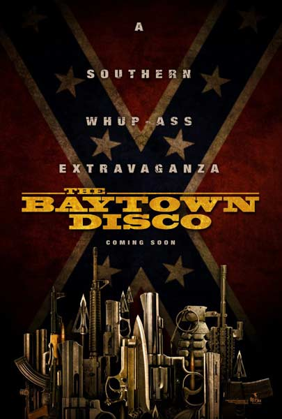 The Baytown Disco (2012) - Movie Poster
