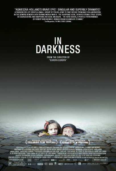 In Darkness (2011) - Movie Poster