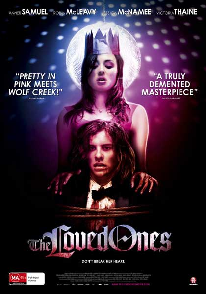 The Loved Ones (2009) - Movie Poster
