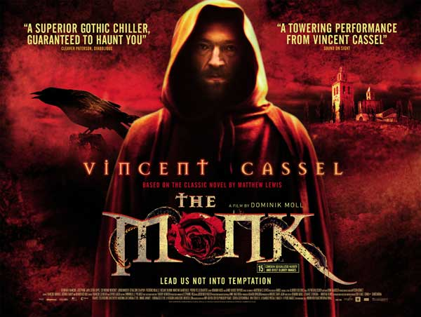 Monk, The (2011) - Movie Poster