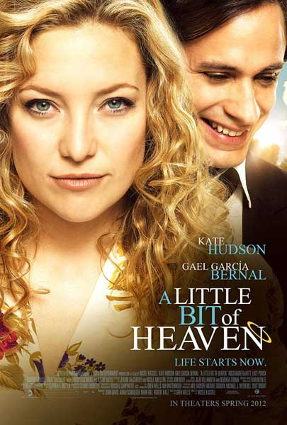 Little Bit of Heaven, A (2011) - Movie Poster