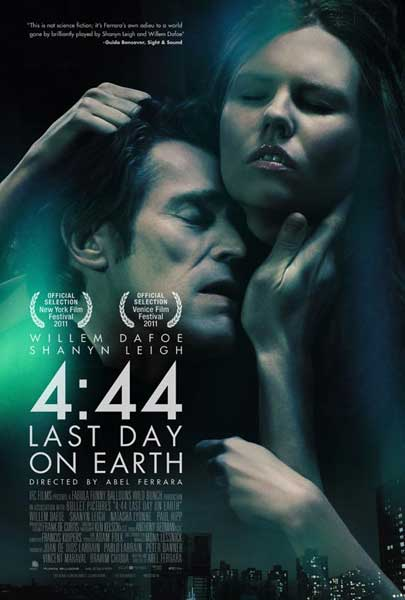 4:44 Last Day on Earth (2011) - Movie Poster