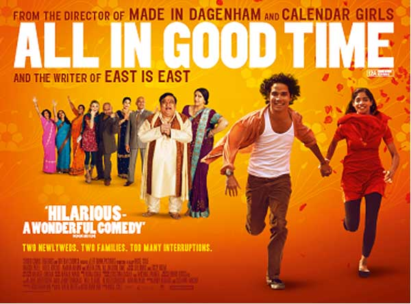 All in Good Time (2012) - Movie Poster