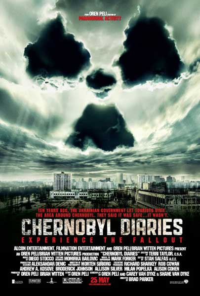 Chernobyl Diaries (2012) - Movie Poster
