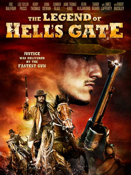 The Legend of Hell\'s Gate: An American Conspiracy (2011)