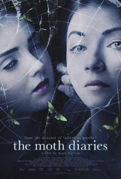 The Moth Diaries (2011) - Movie Poster