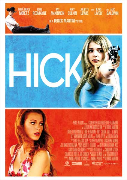 Hick (2011) - Movie Poster
