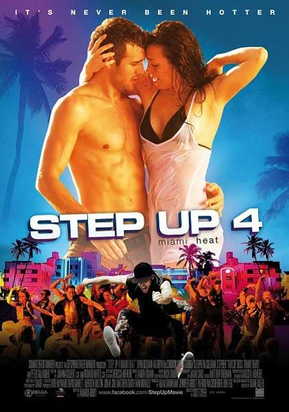 Step Up 4 (2012) - Movie Poster
