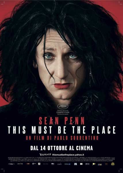 This Must Be the Place (2011) - Movie Poster
