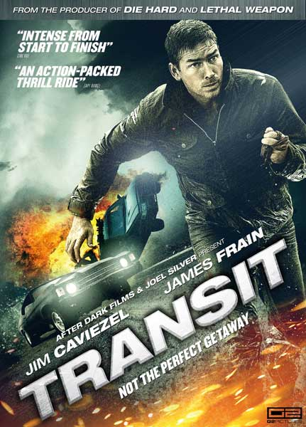 Transit (2012) - Movie Poster