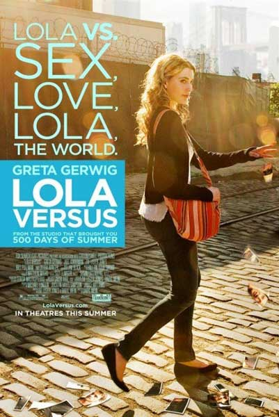 Lola Versus (2012) - Movie Poster