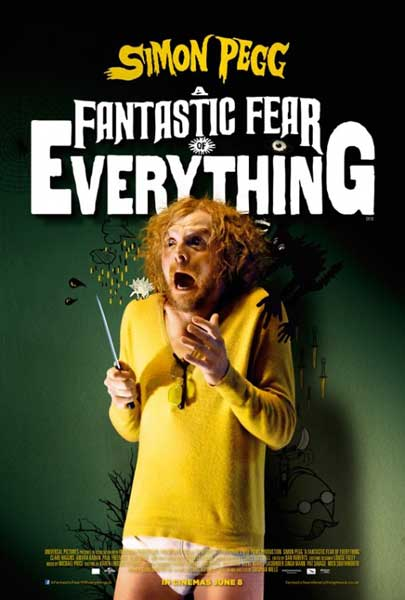 Fantastic Fear of Everything, A (2012) - Movie Poster