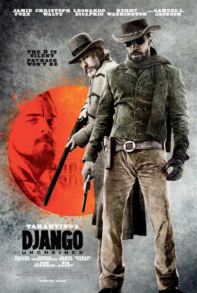 Django Unchained (2012) - Movie Poster