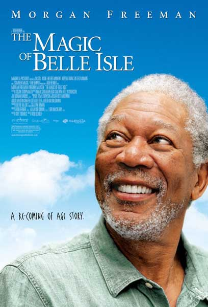 The Magic of Belle Isle (2012) - Movie Poster