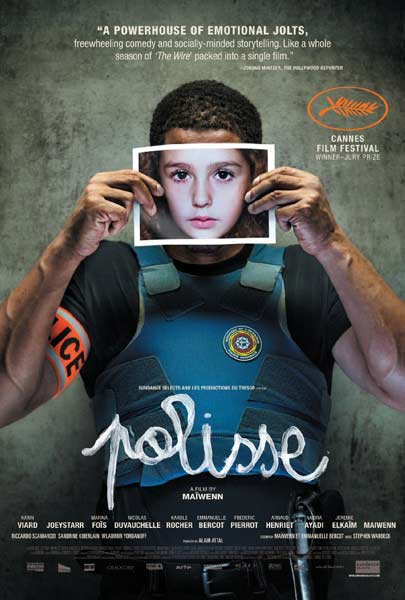 Polisse (2011) - Movie Poster