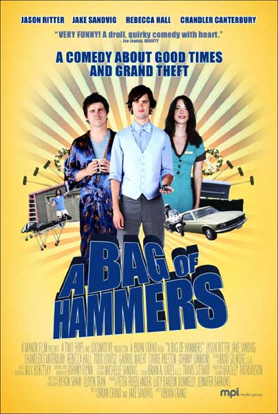 A Bag of Hammers (2011) - Movie Poster