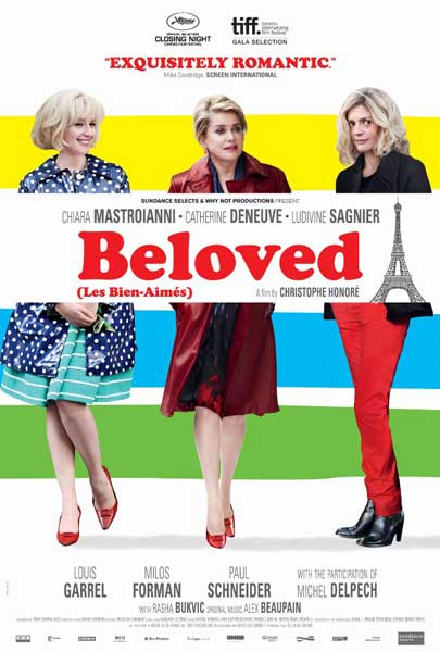 Beloved (2011) - Movie Poster