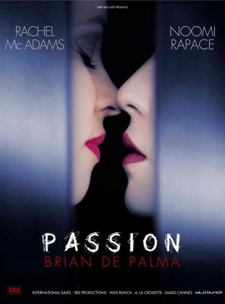 Passion (2013) - Movie Poster