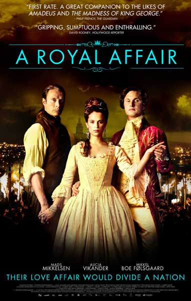 Royal Affair, A (2012) - Movie Poster