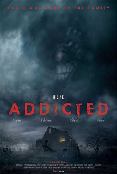 Addicted, The (2012) - Movie Poster