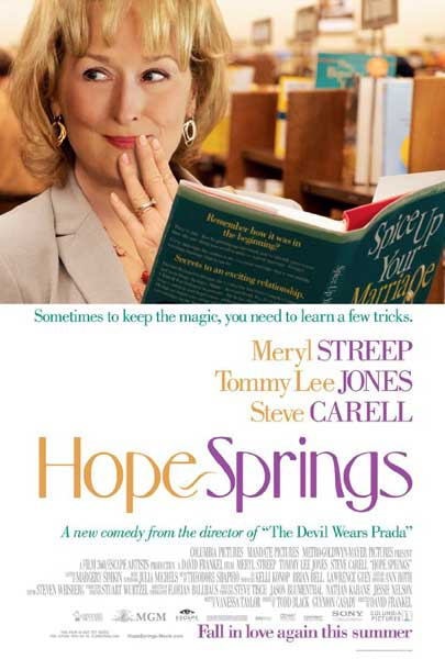 Hope Springs (2012) - Movie Poster