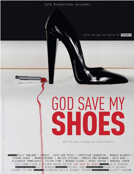 God Save My Shoes (2011) - Movie Poster