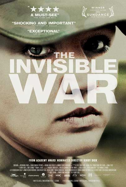 The Invisible War (2012) - Movie Poster
