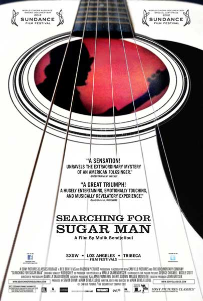 Searching for Sugar Man (2012) - Movie Poster