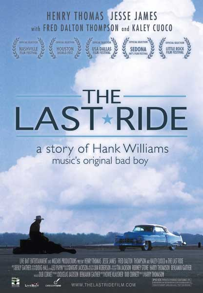 The Last Ride (2011) - Movie Poster