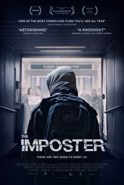 The Imposter (2012) - Movie Poster
