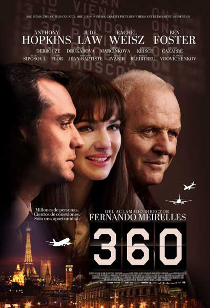 360 (2012) - Movie Poster