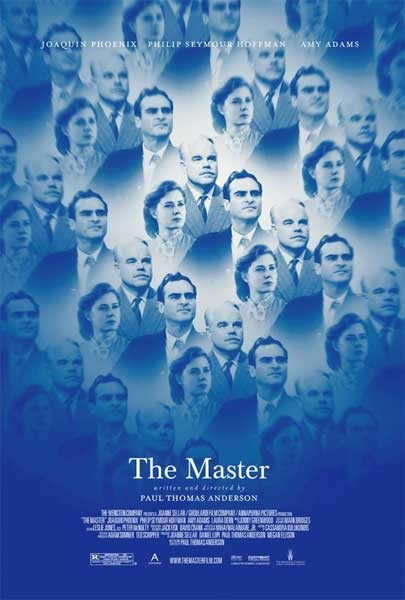Master, The (2012) - Movie Poster