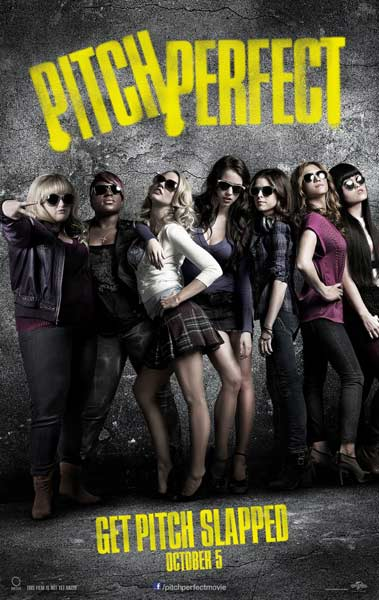 Pitch Perfect (2012) - Movie Poster