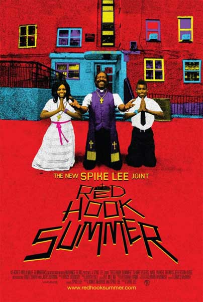 Red Hook Summer (2012) - Movie Poster