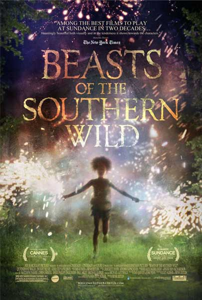 Beasts of the Southern Wild (2012) - Movie Poster