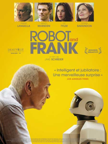 Robot and Frank (2012) - Movie Poster
