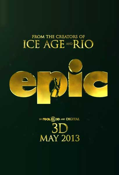 Epic (2013) - Movie Poster