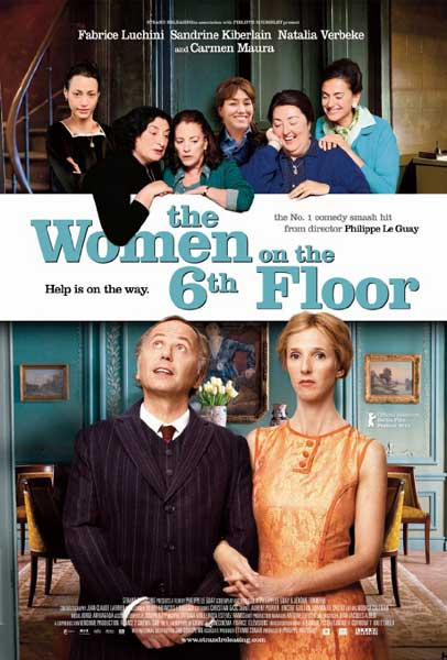 The Women on the 6th Floor (2010)  - Movie Poster