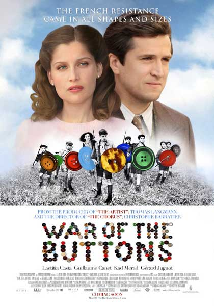War of the Buttons (2011)  - Movie Poster