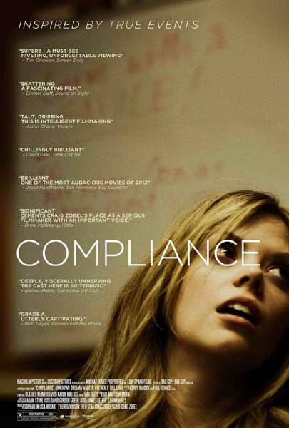 Compliance (2012) - Movie Poster