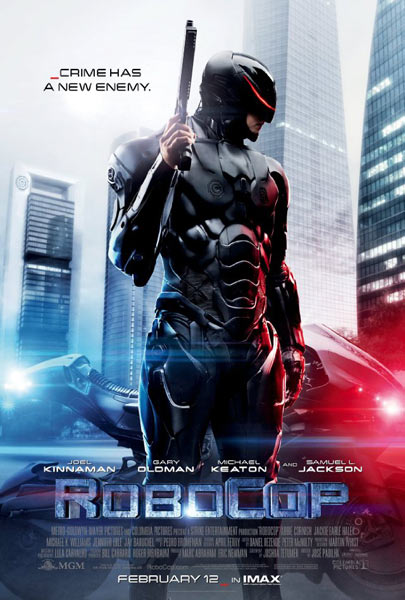 RoboCop (2014) - Movie Poster