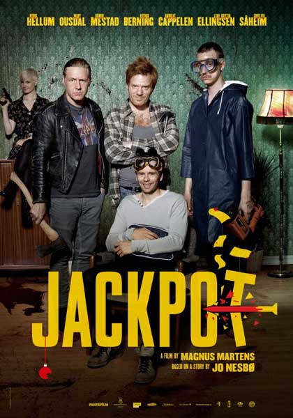 Jackpot (2011)  - Movie Poster