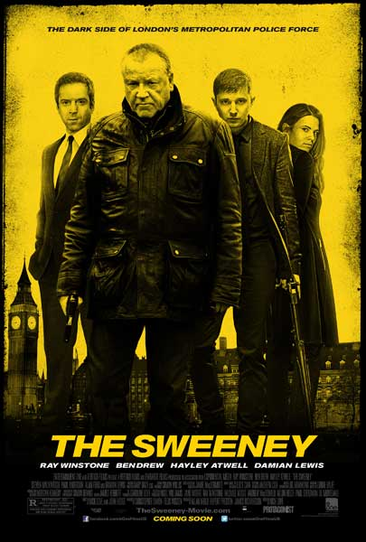 Sweeney, The (2012) - Movie Poster