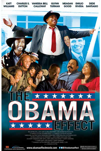 The Obama Effect (2012) - Movie Poster